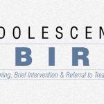 Adolescent SBIRT logo